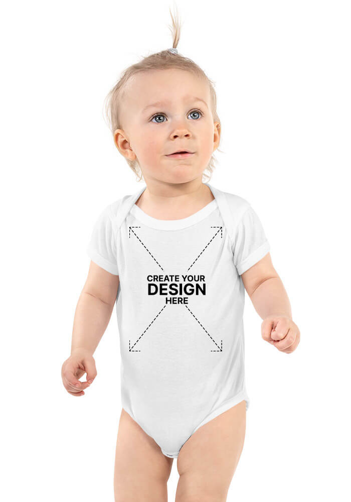 Customize a bodysuit for your kid on jeekls.com!
