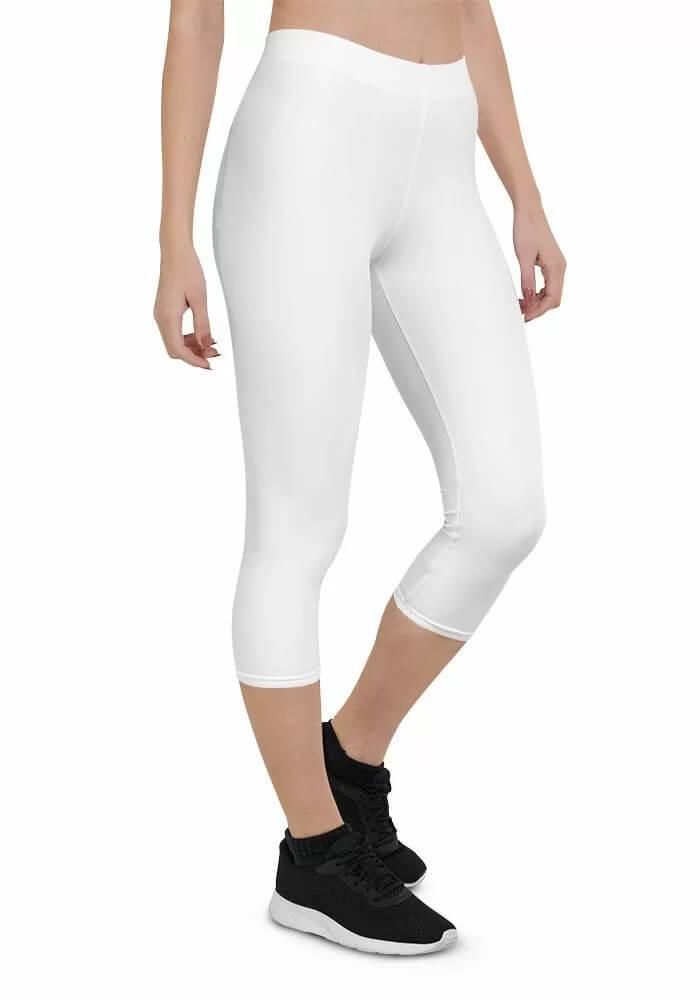 Customize and have unique capri leggings on jeekls.com!